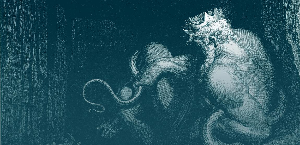 Le sette meraviglie di Dante - Attraverso l'inferno e il Purgatorio